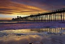 Oceanside, California / by Venus Corlew-Bubeck