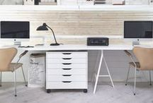 WORK IT! WORKSPACES / Use your creativity in your office, home office, or studio
