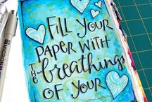 Journals / Inspiration for all kinds of personal journaling... ♥ / by Victoria England