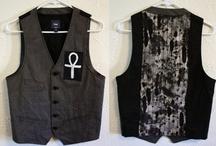 Blazers + Vests