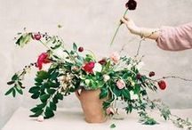 STYLING : FLOWER DECORATIONS