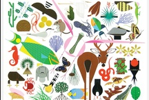 Les Animaux et Poissons