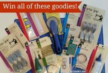 Contests & Giveaways / Who doesn't love free stuff?
