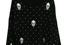Sweaters / Yup . . . a whole board dedicated to skull sweaters
