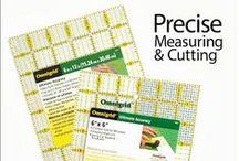 Omnigrid Quilting Rulers / Rulers, mats, rotary cutters and gear - that's what Omnigrid cutting products are all about. Choose them for your next quilting, sewing or crafting project if you're looking for unmatched accuracy and precision.