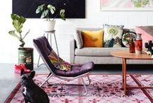 ECLECTIC LIVING STYLE
