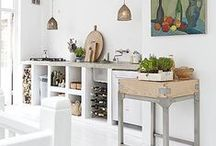 INSPIRATION : KITCHEN / by Binti Home