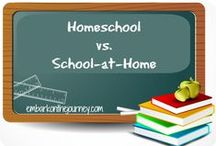 Homeschooling / Homeschool resources / by Susan Critelli