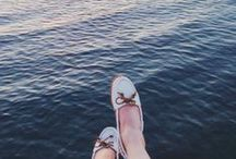 + S A I L I N G + / sailing the Dalmatian Coast, Summer 2014 / by Madeline Nutrition