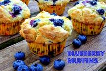 MUFFINS FOR DAYS / by Blueberries