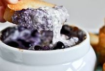 Snacks, Sides & Appetizers / The perfect little blueberry-filled snacks!  Find more recipes here: www.blueberrycouncil.org/blueberry-recipes