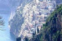 Positano & Amalfi