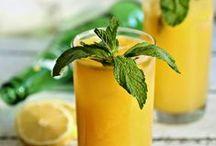 Drinks-limonádé