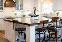In the Kitchen / Get organized and spruce up your kitchen with these ideas!  / by Blueberries