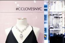 CC Loves NYC! / Visiting NYC? Come by our Flagship store on 5th Ave! 445 5th Ave at 39th St. #CCLovesNYC