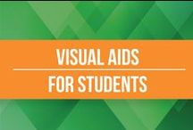 Visual Aids for Students. Featuring the Time Timer MOD® / Aids and hacks to help student manage their time stay focused!