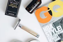 Grooming / Grooming products for the modern gentlemen