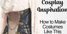 DIY Costumes & Cosplay