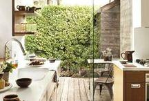 kitchen reno / by Cecilia
