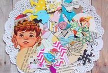 Vintage Scrap Shop / Vintage Scrap Shop provides authentic vintage items that are perfect for scrapbooking, project life albums, daily planners, as well as other paper craft projects. From vintage ephemera, luscious crepe paper garlands - to trims and lace, we are thrilled to offer a large selection of vintage paper and embellishments to assist you in all your creative endeavors! www.vintagescrapshop.etsy.com