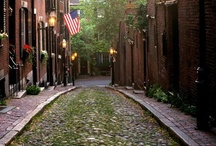Why I love Boston / I am a lucky inhabitant of one of the greatest cities.