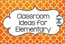 Classroom Ideas / by Teaching Momster