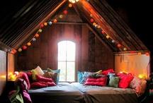 home is where the heart is. / by Amanda Sondra