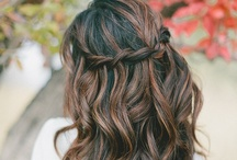 inspiration {hair} / by Emily Chidester
