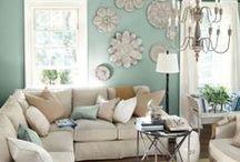 Living Room Inspiration / by Merry Gottschall