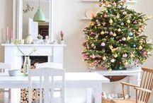 Christmas - Festive Pastels