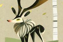Character Design - Animals