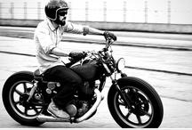 Yamaha Café Racers and Brats