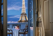 Travel: Romantic Spaces / Whether you and your love are jet-setting this Valentine's Day or celebrating much closer to home, I hope these romantic spaces from around the world help inspire romance for you.