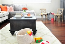 Relax: Family Friendly Spaces / You don't have to choose between function and beauty when you can have both.