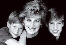HRH Diana, Princess of Wales / by Darlene Smith