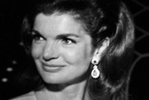Jacqueline Kennedy  / by Darlene Smith