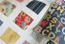 Quilts made with Pre-cuts