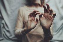 hands / by Marissa