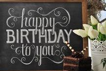 Happy Birthday / by JB Maryn