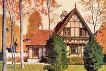 Cottage Architecture / by Everett Schram
