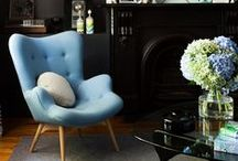 Interior Inspiration: Armchairs