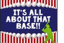 Baseball in the Classroom / Ideas for incorporating baseball and/or the World Series into your elementary classroom.