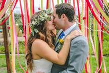 Coastyle Events Real Wedding: Whimsical Boho Inspiration