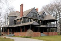 Shingle-Style Architecture / by Everett Schram