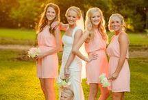 Bridal Party / Bride & Bridesmaids