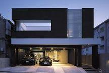 Garage House ガレージハウス / 憧れのガレージハウスで愛車と共に豊かな生活を。