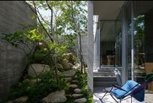 Garden 庭と繋がる家 / こだわりの中庭と繋がる豊かな暮らしを