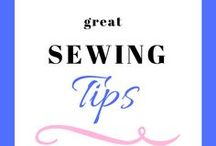 Sewing Tips / For your inner seamstress!