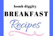 Breakfast Recipes / The most important meal of the day!