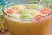 Yummy drinks / by Linda Tollestrup